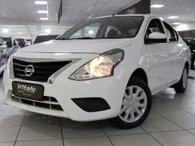 Nissan Versa 1.0 Flexstart Completo! 60 X R$ 1.099,00
