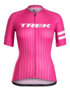 Remera Ciclismo Mujer Bontrager Anara Elite Premium Bora
