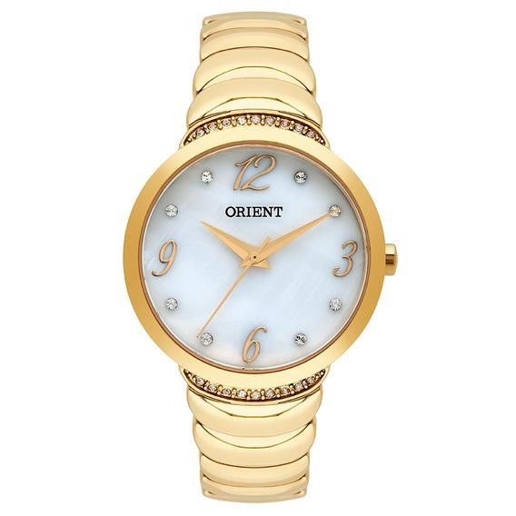 Relógio Feminino De Pulso Orient Cód. Fgss0094 B2kx