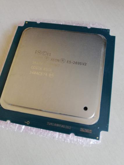 Xeon E5 2695 V2 2695v2 12 Cores R620 R720 Lga 2011