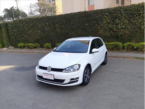 Imagem 1 de 6 de Volkswagen Golf Vw Golf Comfortline 1.0 Tsi Flex