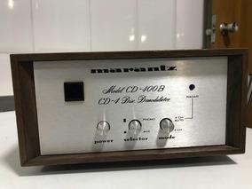 Marantz Demodulador Pre De Phono Pode Ligar Equalizador Tape