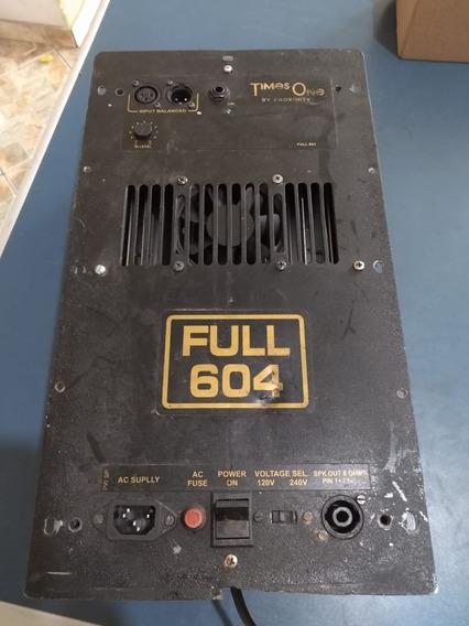 Módulo In Box Para Amplificar Caixa De Som Full 604 Timesone