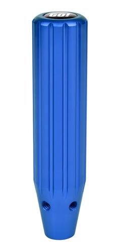 Pomo Palanca Cambios Selectora Aluminio Collino Veloce Azul
