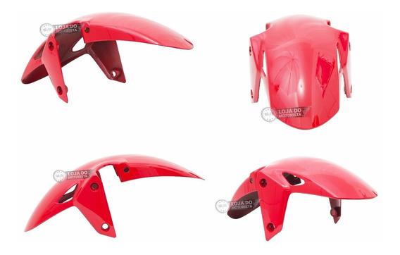 Paralama Dianteiro Original Cbr 250r Vermelho Preto