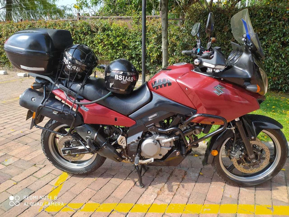 Suzuki Dl650 Roja Original