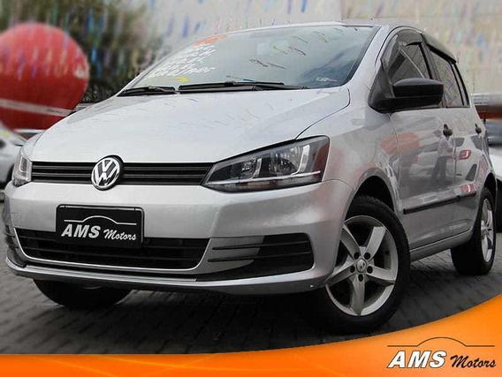 Volkswagen Fox Trend 1.0 8v Flex 4p 2016