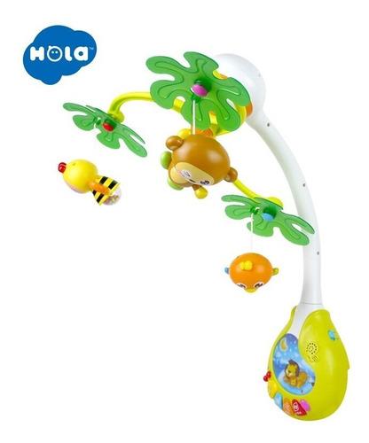 Movil Con Luz Y Sonido Simulador Hola 818 Full Educando