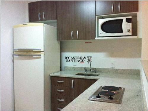 Imagem 1 de 8 de Apartamento 50m²residencial À Venda, Mooca, São Paulo. - Ap0081