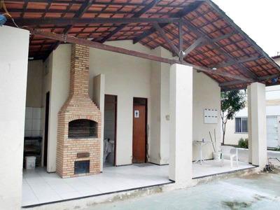 Casa Duplex Em Condomínio - Maracanaú - 2 Quartos, Garagem
