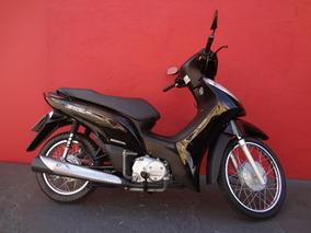 Honda Biz 125 Es 2013 Preta