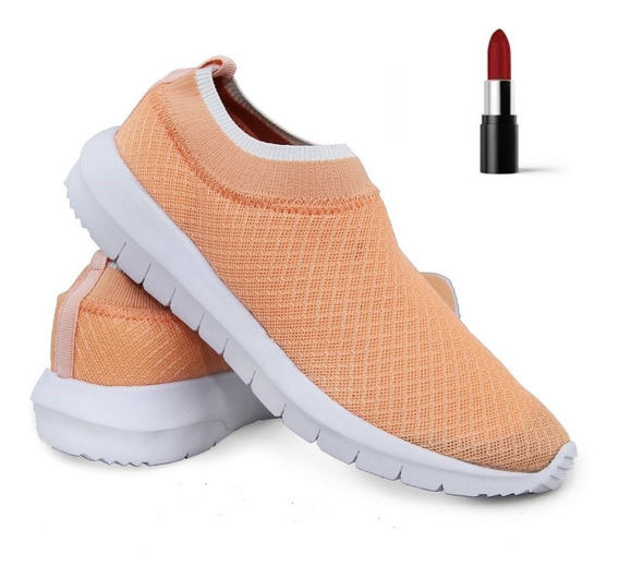 Tenis Sapatenis Sapato Para Passeio Trabalho Confortável