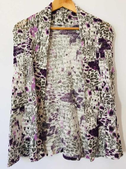 Sweater Chaleco Mujer Importado Otoño Invierno 19 T L Divino