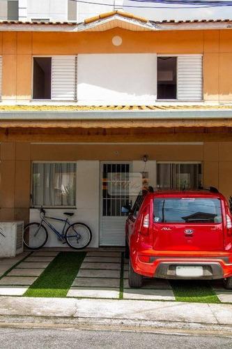 Sobrado Com 3 Dormitórios À Venda, 72 M² Por R$ 395.000,00 - Jaraguá - São Paulo/sp - So0657