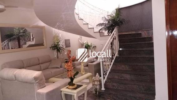 Casa Com 5 Dormitórios Para Alugar, 320 M² Por R$ 6.000/mês - Recanto Real - São José Do Rio Preto/sp - Ca2083