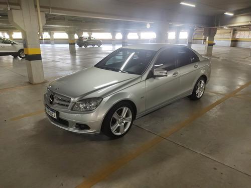 Imagem 1 de 15 de Mercedes-benz C180 2011 1.8 Cgi Turbo 4p