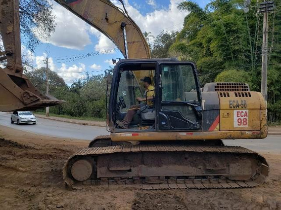 Escavadeira Hidráulica Caterpillar 320 D2l Ano 2014 Revisada