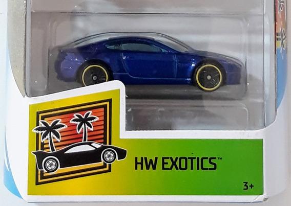 Hot Wheels - Pack Hw Exotics - Aston Martin V8 Vantage