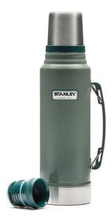 Termo Stanley 1lt Acero Inoxidable C/ Tapon Cebador Colores