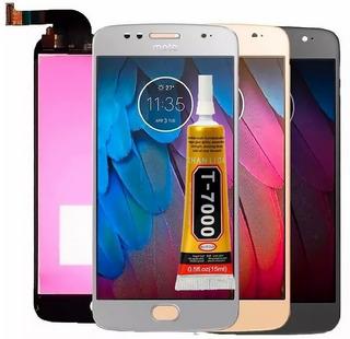Tela Touch Display Motorola Moto G5s Xt1792 Android 8.1
