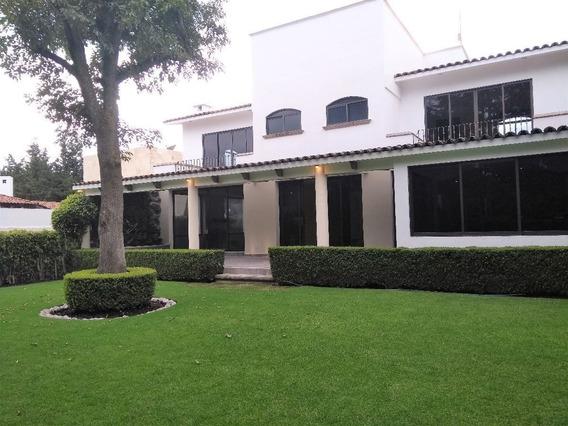 Casa En Venta, Fraccionamiento La Cima A 5 Minutos De Santa Fé, Álvaro Obregón