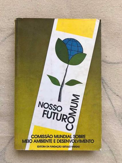 Livro Nosso Futuro Comum