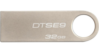 Pendrive Kingston Datatraveler Se9 32gb Memoria Flash Usb
