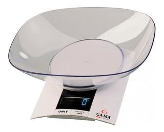 Balanza De Cocina Digital Gama Sck-500 Con Bowl Max: 3kg