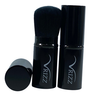 Brocha Suave Retráctil Para Maquillaje Polvos O Rubor