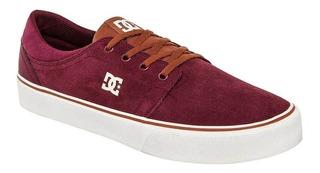 Dc Shoes - Trase Sd 27.5mx / Burgundy / Tenis Skate