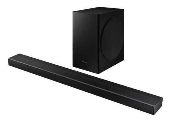 Soundbar Samsung Hw-q60t Com 5.1 Canais Potencia De 360w Sub