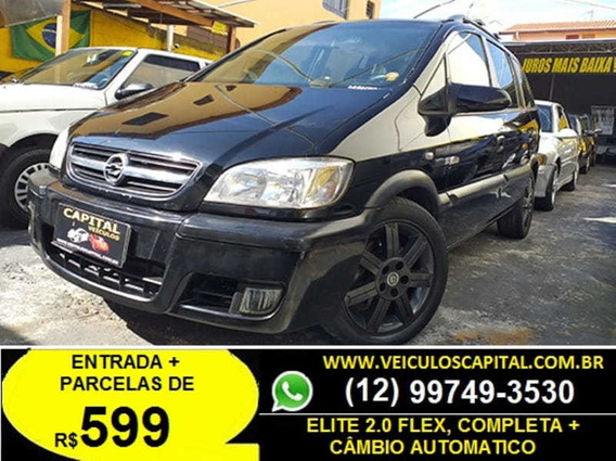 Chevrolet Zafira Flexpower(elite) 2.0 8v(aut.) 4p 2006