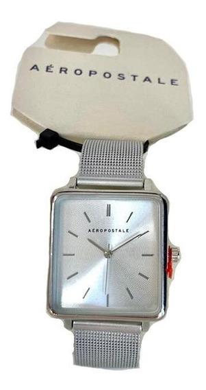 Relógio Aeropostale Original Analógico Quadrado