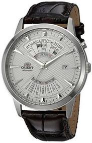 Relógio Orient Multi-calendar Automatic Feu0a005w0