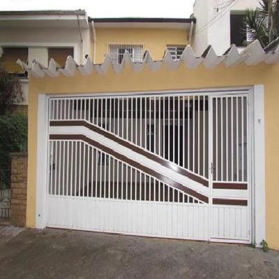 Casa Com 4 Dormitórios À Venda, 220 M² Por R$ 1.400.000 - Cambuci - São Paulo/sp - Ca0426