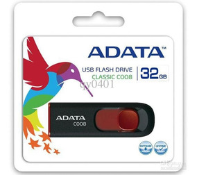 Pendrive Adata 32gb Usb 2.0 Memoria Flash Nuevo Original