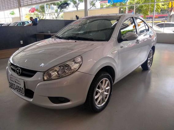 Jac Motors J3 Turin 2012 Prata 1.4 Completo