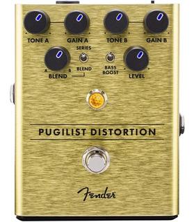 Fender Pugilist Distortion Pedal De Distorsión Para Guitarra