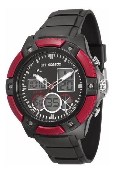 Relógio Speedo Sport Life Ana-digi Crono Alarme 81083g0egnp1