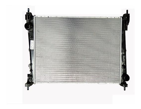 Radiador Fiat Bravo 2010 Até 2017 1.8 8v / 16v