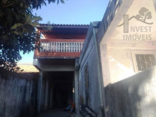 Cod 4855 - Casa No Centro Da Cidade. - 4855
