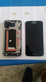 Samsung S5 Negro, 16gb, Liberado, En25d