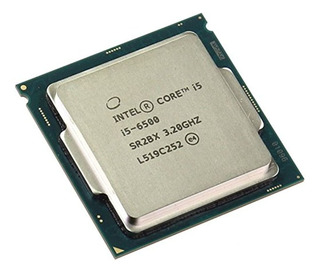 Procesador Intel Core I5 6500 3.6ghz Socket 1151 6ta Gen Oem