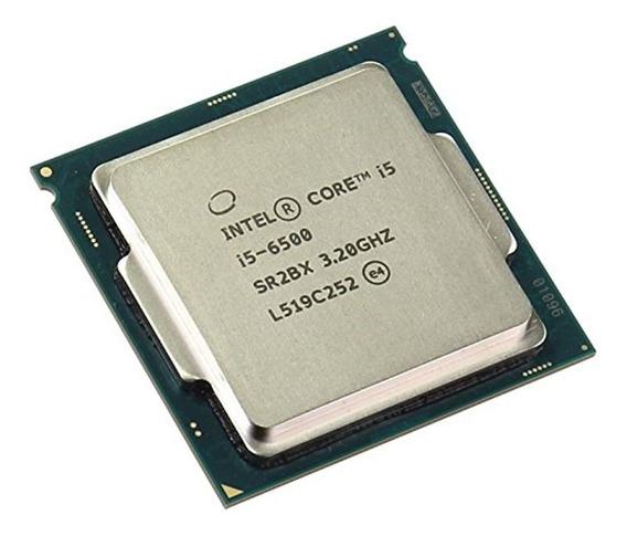 Procesador Intel Core I5 6500 3.6ghz Socket 1151 6ta Gen Oem