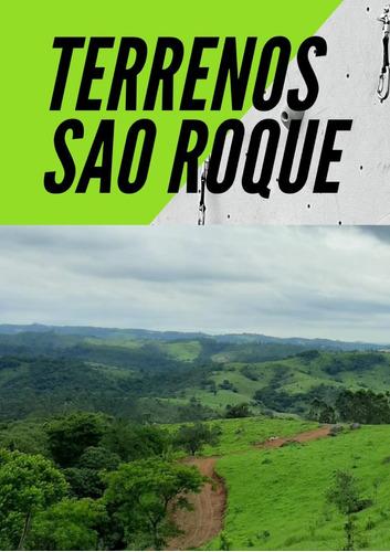 Imagem 1 de 14 de Terrenos Em São Roque Interior De São Paulo