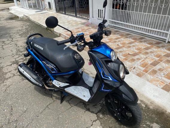 Yamaha Bws At 125 2016
