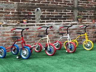 Triciclo Niños Vintage Retro