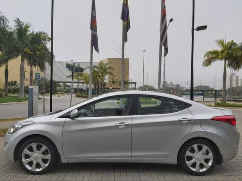 Hyundai Elantra - 2012 1.8 Gls 16v Gasolina 4p Automático