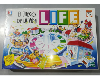 El Juego De La Vida Life Clasico Original Hasbro