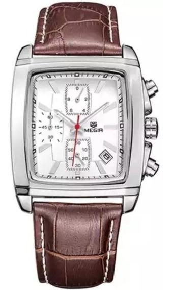 Reloj Megir Cronografo